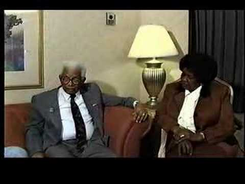 Walter and Albertina Sisulu interviewed in Detroit in 1996p2