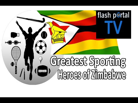 Greatest Sporting Heroes of Zimbabwe