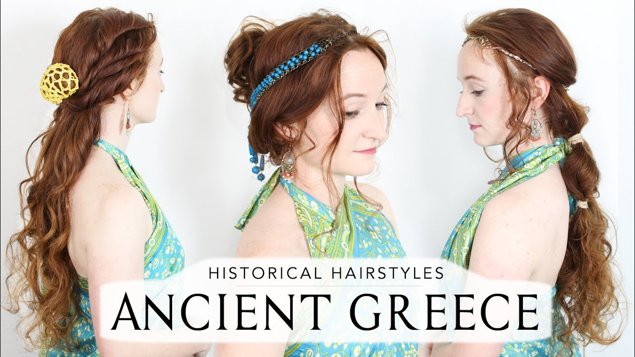 historical hair: recreating authentic hairstyles from ancient greece