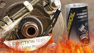 Mannol 9991 Czy naprawdę działa? Test tarcia