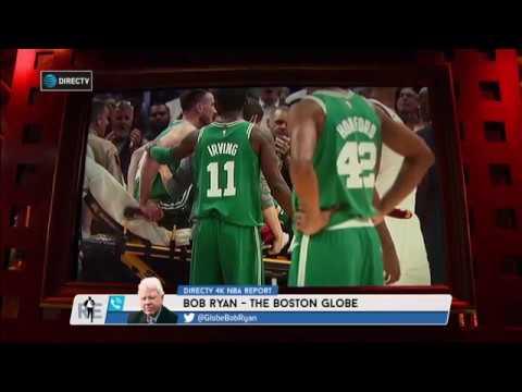 Boston Globe's Bob Ryan on the Celtics Win Streak | The Rich Eisen Show | 11/20/17