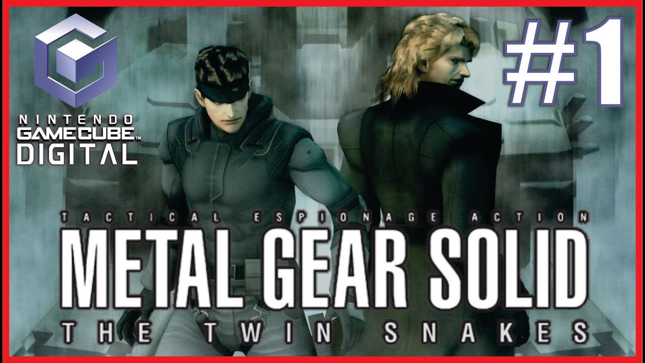 Download METAL GEAR SOLID THE TWIN SNAKES [GameCube Digital] Walkthrough Part 1 - Full Game - No Commentary