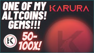 One Of My Small Cap Altcoin Gems!!! Huge Potential!! MUST WATCH! 50-100x ?