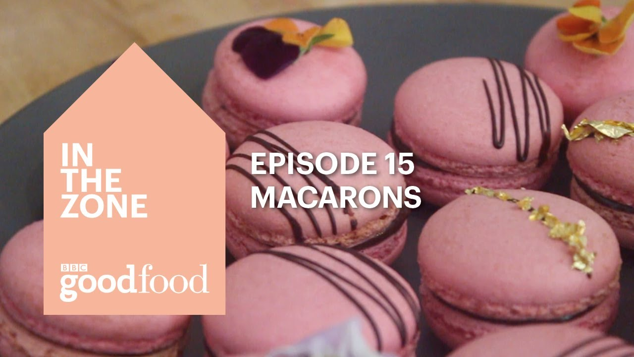 In the Zone - Macarons - BBC Good Food