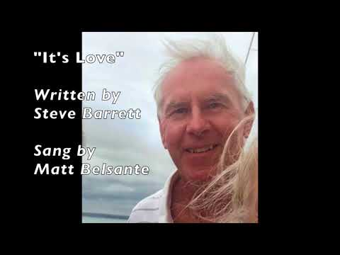 Steve Barrett - It's Love