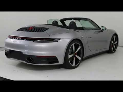 Porsche Silver Spring >> New 2020 Porsche 911 Silver Spring Md Washington Dc Md P00055