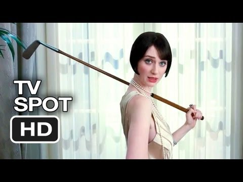 The Great Gatsby TV SPOT - Now Playing (2013) - Leonardo DiCaprio Movie HD