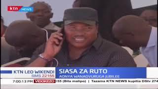 Wanasiasa wanaomuunga William Ruto mkono washtumu Rais Uhuru