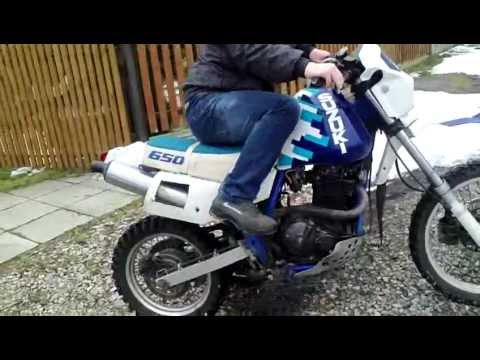 suzuki dr 650 r dakar jazda testowa youtube. Black Bedroom Furniture Sets. Home Design Ideas