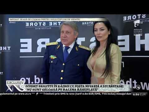 """Brigitte Sfăt divorțează de Ilie Năstase: """"Anunţ oficial divorţul de Ilie"""""""