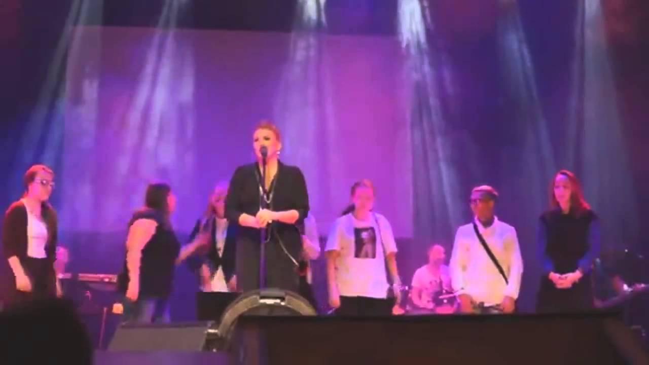 Концерт Ирины Дубцовой в Екатеринбурге (LIVE)