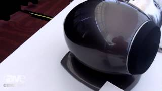 CEDIA 2014: Everything But The Box Intros Aurora One Coaxial Tabletop Speaker
