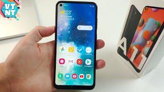 Samsung Galaxy A11 Обзор! Стоит ли покупать? cмотреть видео онлайн бесплатно в высоком качестве - HDVIDEO
