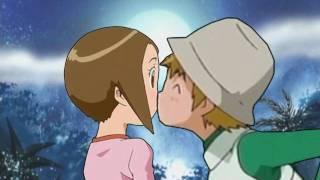 Takeru kisses Hikari♥♥♥