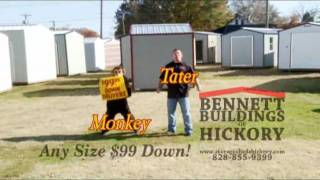 Bennett Buildings Hickory Monkey Commercial