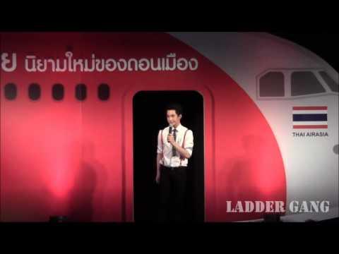 Hunz-Ritz46นาทีMiniconcert@AirAsiaดอนเมือง01.10.55