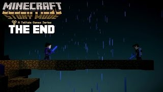 """Minecraft: Story Mode - Ep. 5 """"ORDER UP!"""" - THE END"""