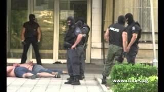 Акция на МВР в Бургас | Crimes.bg