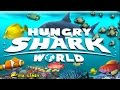 Hungry Shark World - Gameplay Trailer Preview