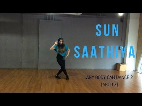 Sun Saathiya Dance - ABCD 2 - By Alisha
