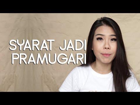 Syarat Jadi Pramugari (Garuda Indonesia)