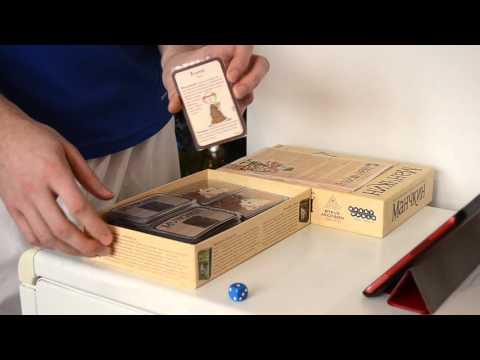 Обзор настольной карточной игры Манчкин (Munchkin)
