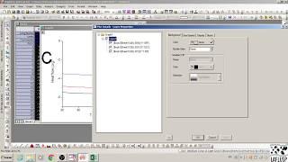 DSC: Tutorial sobre como criar gráficos de calorimetria no ORIGIN para publicação