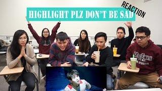 [APRICITY] Highlight (하이라이트) - Plz Don't Be Sad (얼굴 찌푸리지 말아요) MV Reaction Mp3