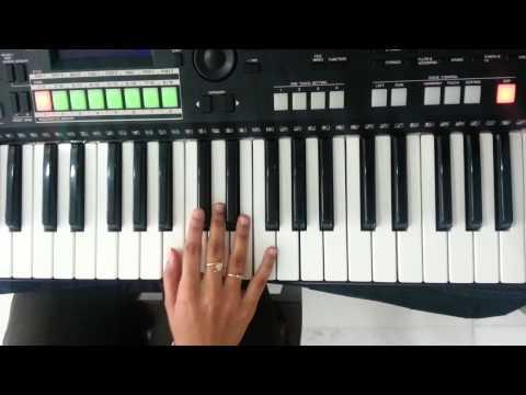 Tu hi tu (kick) - keyboard