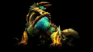 Zinogre - Battle Theme [Monster Hunter Portable 3rd]