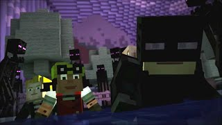 Minecraft Story Mode Female Playthrough Episode 3 The Last Place You Look Full Playthrough