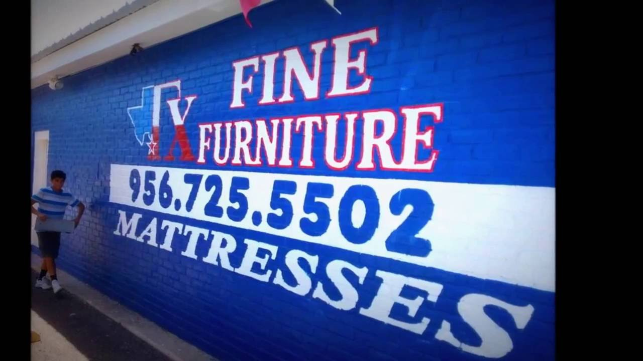 TX Fine Furniture Facebook Commercial