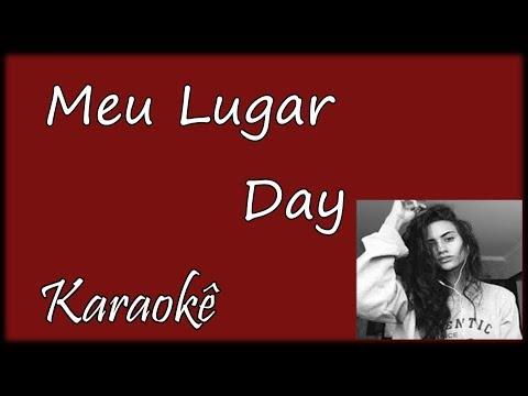 Karaokê Meu Lugar - Day  Violão Cover