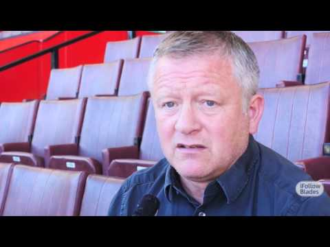 Chris Wilder on transfer policy