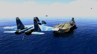 Top 10 Best Most REALISTIC PC Combat Jet/Warplane Fighter Simulators 2015