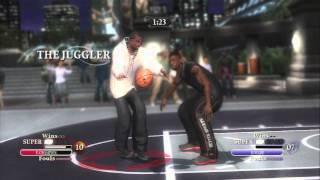 NBA Ballers: Chosen One - Story Mode part 2