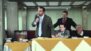 Pregação com Pr. João Rodrigues - Reunião de Obreiros