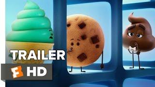 the emoji movie official trailer teaser 2017 tj miller movie