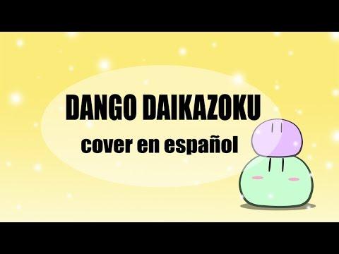 Clannad ED - Dango Daikazoku (fandub español latino) FULL - Hirose Takara