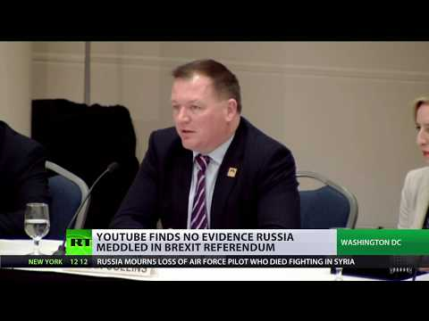 No Russian interference in Brexit referendum – YouTube exec