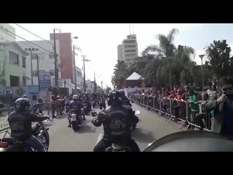 Desfile aniversário de Paranaguá 2019.