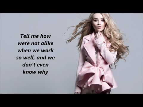 Sabrina Carpenter - Why lyrics