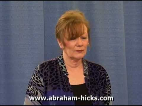 ABRAHAM TALKS ABOUT WHAT'S NEXT FOR JERRY HICKS - Esther Hicks