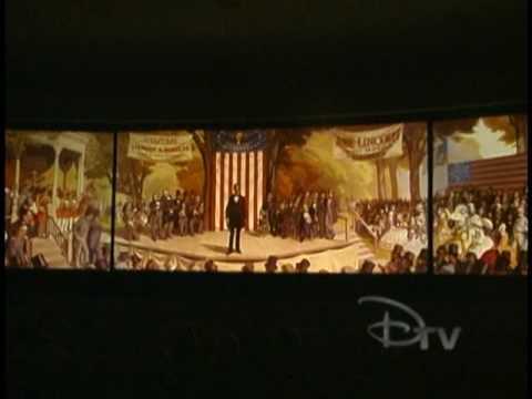 Hall of Presidents With George W. Bush - The Magci Kingdom - Walt Disney World