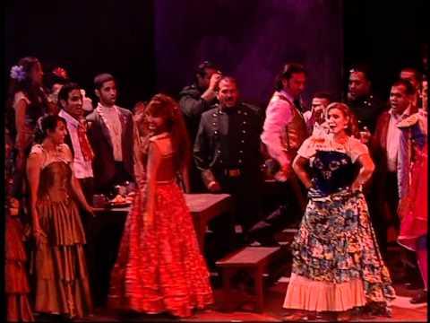Opera Carmen.Georges Bizet