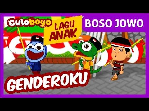 Culoboyo   Lagu Anak Kekinian   Genderoku ( BOSO JOWO )