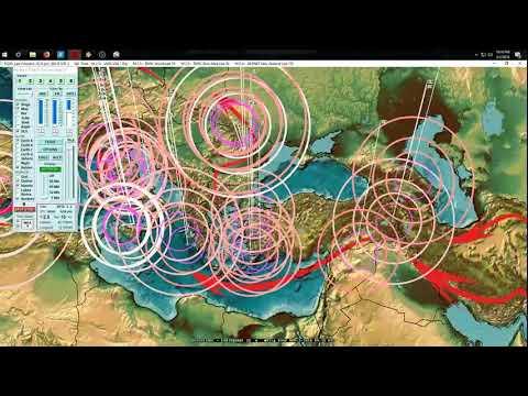 3/02/2018 -- Multiple M5.1 Earthquakes strike across Pacific -- USA immune? - 동영상
