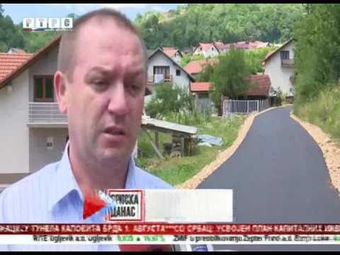 Mrkonjić Grad- Obnova lokalnih puteva