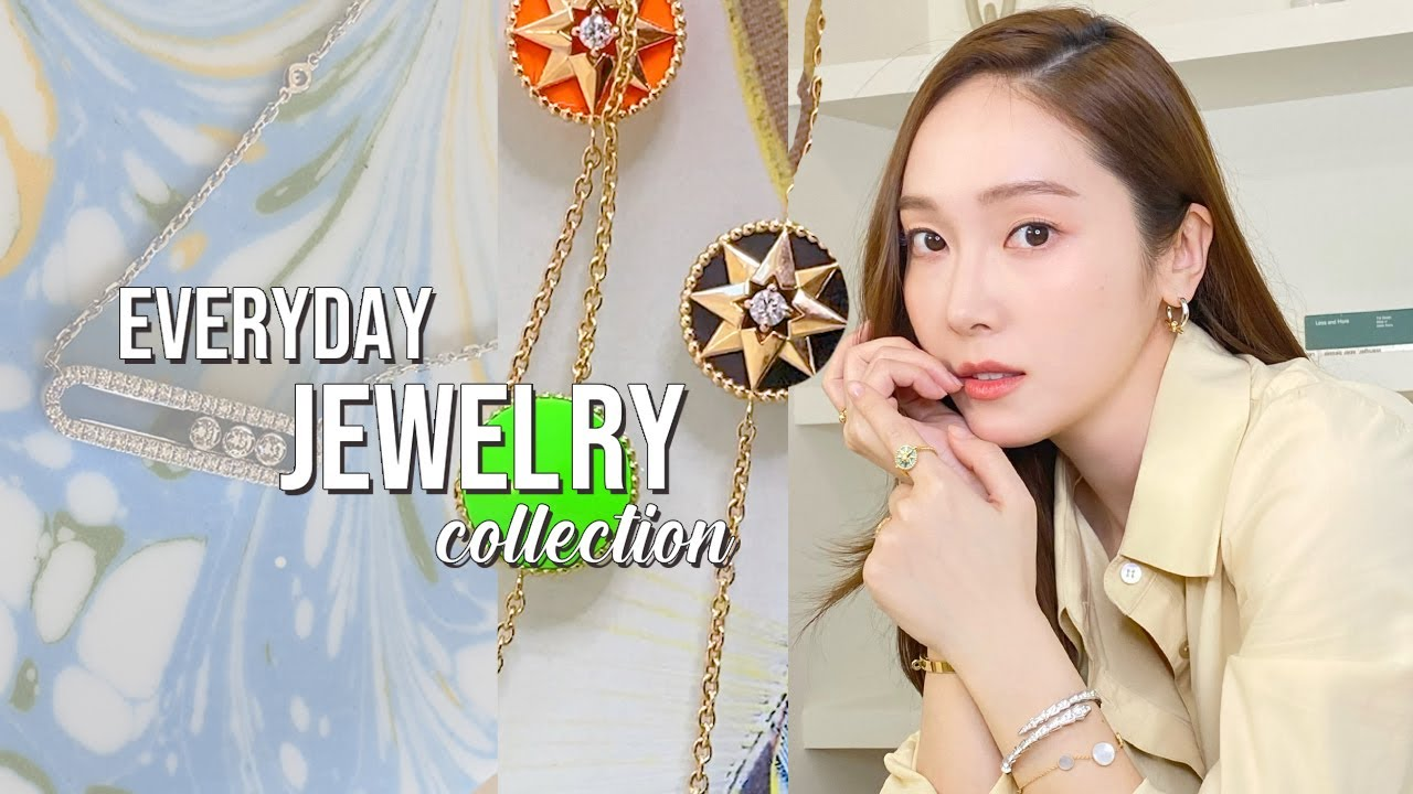 My Everyday Jewelry Collection💍✨