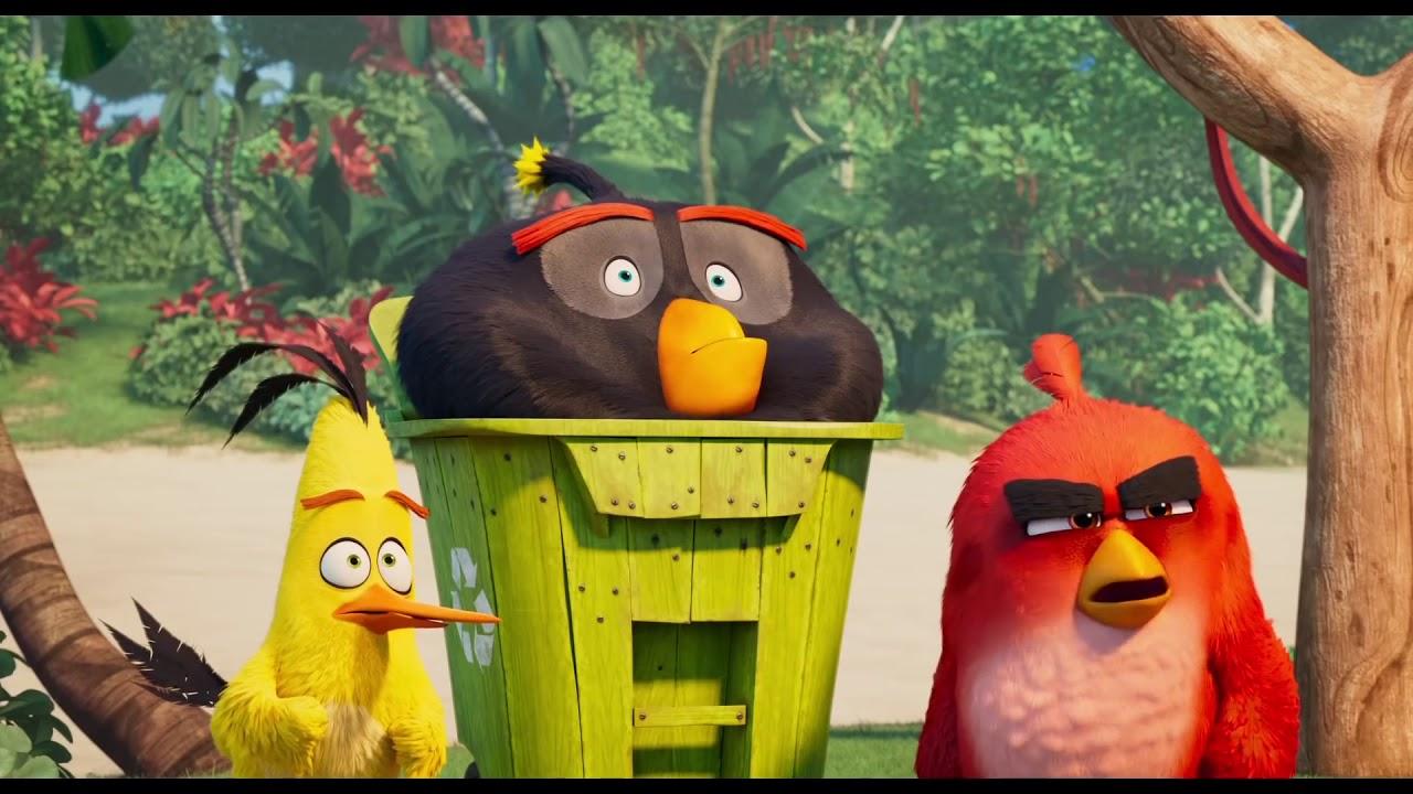FULL The Angry Birds Movie 2 Teaser Trailer #1 2019